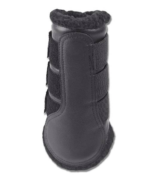 Ochran/Wald. Dressage Soft L czarne/czarne