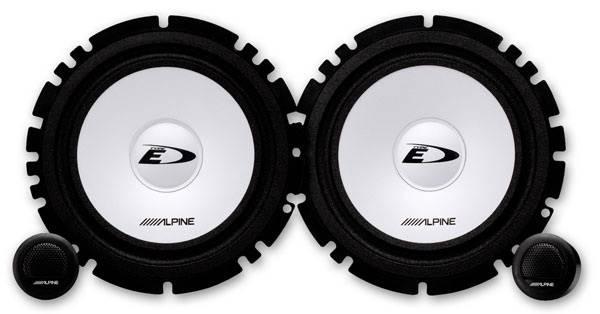 ALPINE SXE-1750S zestaw
