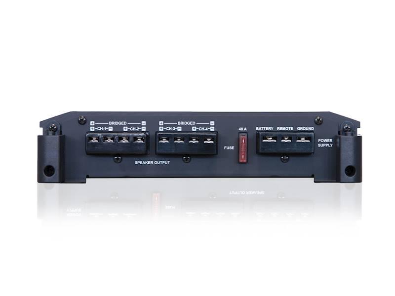 ALPINE BBX-F1200 4-kanałowy