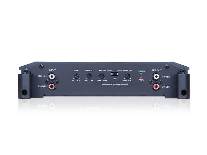 ALPINE BBX-T600 2-kanałowy