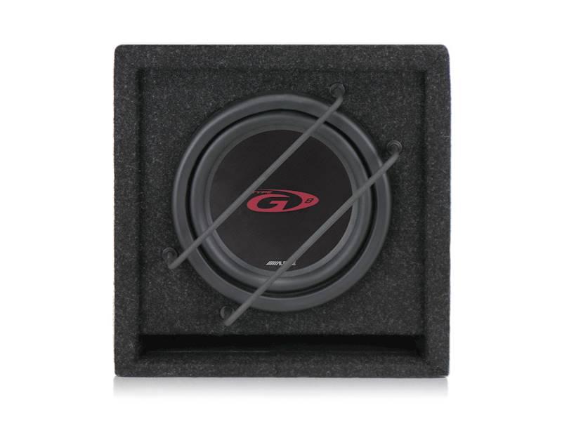ALPINE SBG-844BR bass-reflex