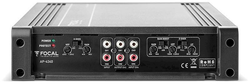 FOCAL AUDITOR AP-4340 4-kanałowy