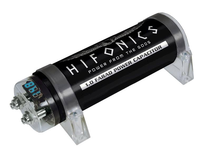 HIFONICS HFC1000 kondensator 1F