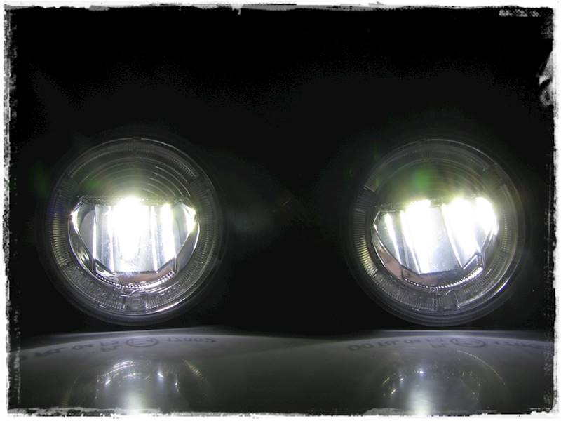 EINPARTS DRL DUOLIGHT DL13 - DODGE DAKOTA, DODGE DURANGO