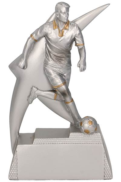 statuetka RP7001 piłka nożna