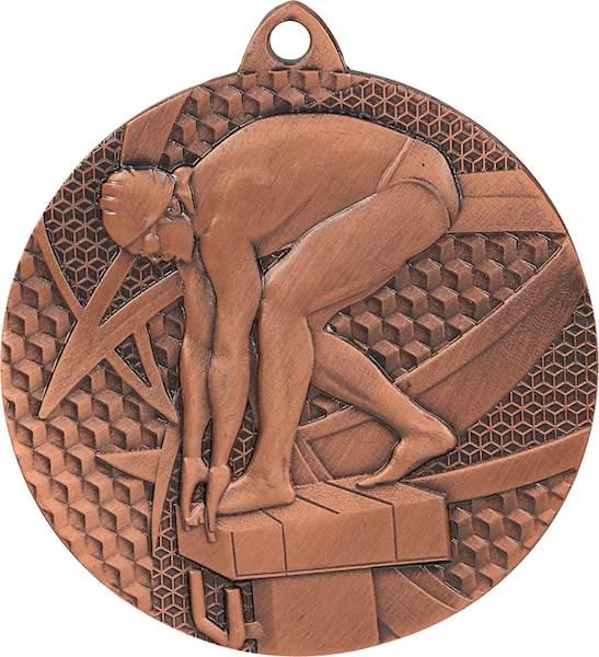 medal MMC7450 brąz