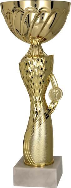 Puchar 7183A wys. 36,5 cm