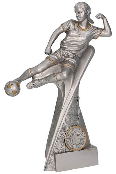 statuetka RP6001 piłkarka