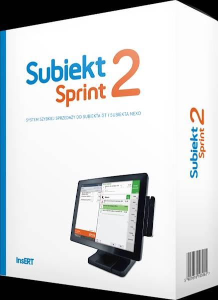 Subiekt Sprint 2 - rozszerzenie na kolejne stanowisko sprzedaży