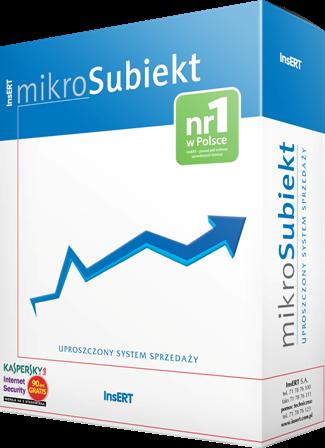 mikroSubiekt - ulepszenie do wersji 6.00