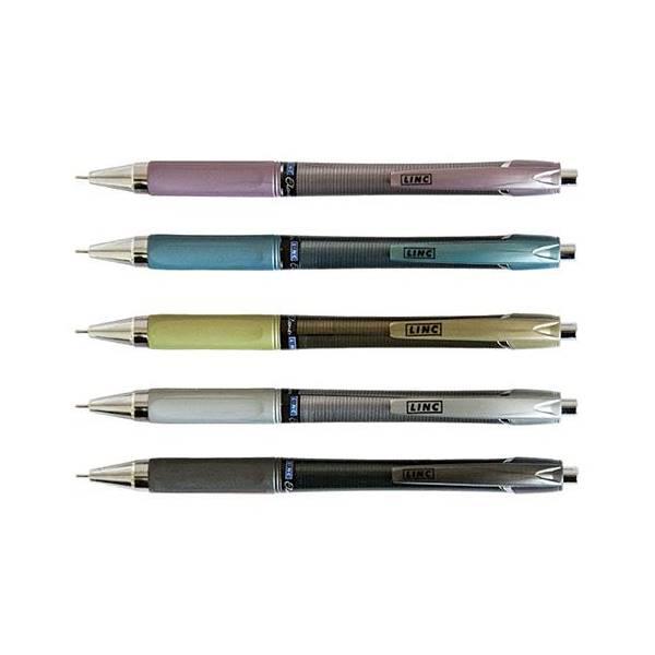 długopis LINC Elantra niebieski 0,3mm