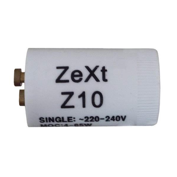 Starter do świetlówek liniowych Z10 4-65W Zext