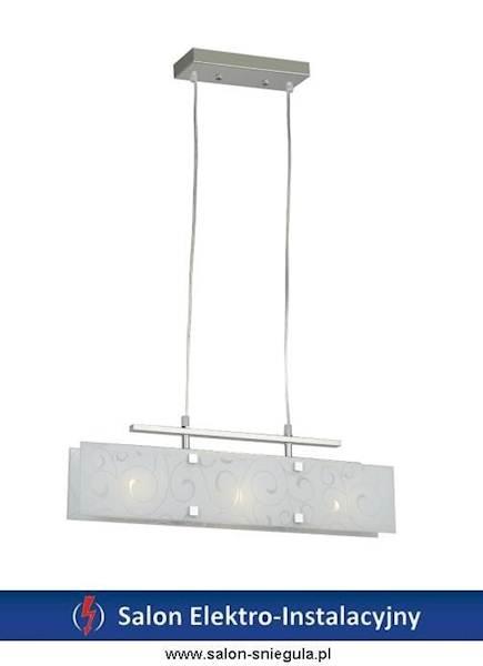 Lampa wisząca harmony regulowana