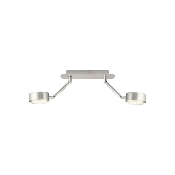 lampa sufitowa 89068 - copo 2xgx53/7w