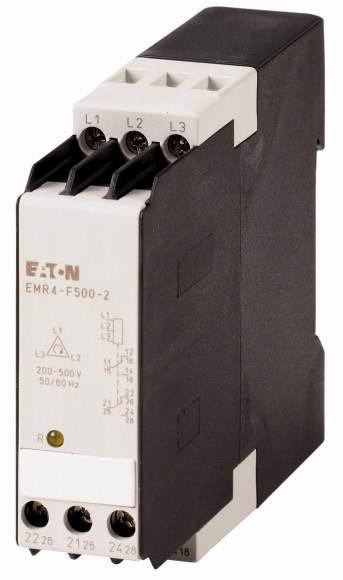 Przekaźnik kolejności i zaniku faz 2P 200-500V AC