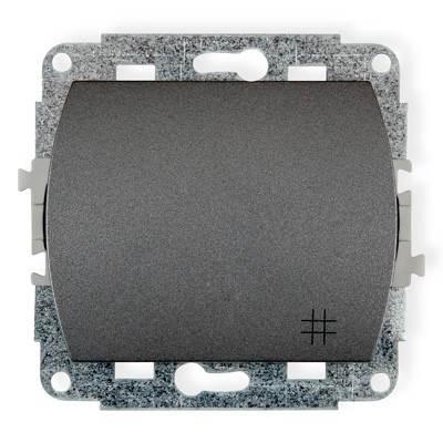 mech. łącznik krzyżowy grafit 11WP-6 Karlik