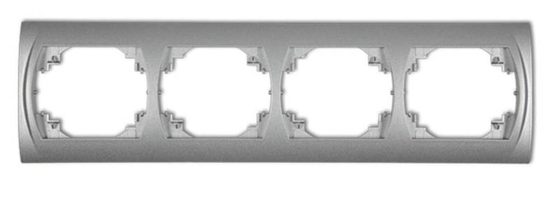 ramka pozioma poczwórna 7LRH-4