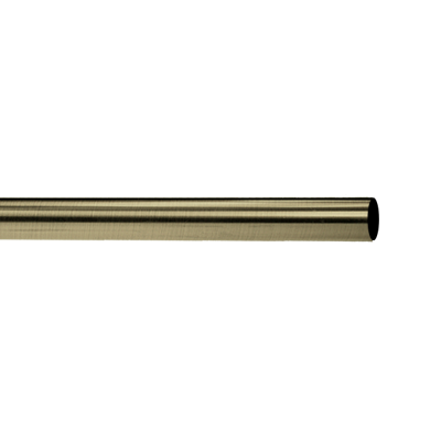 Rura antyk - mosiądz 19 mm 120 cm