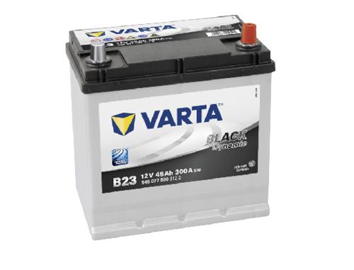 45AH/300A Varta B23