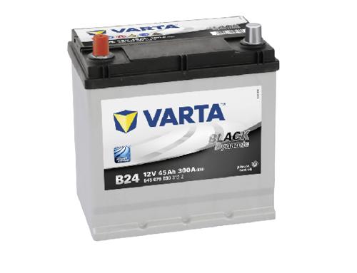 45AH/300A Varta B24