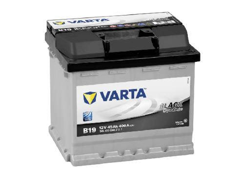 45AH/400A Varta B19