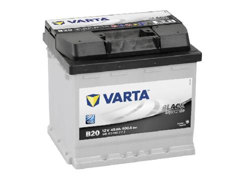 40AH/400A Varta B20