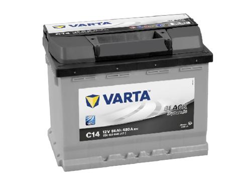 56AH/480A Varta C14