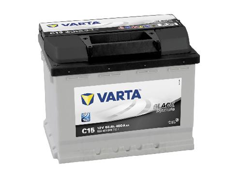 56AH/480A Varta C15