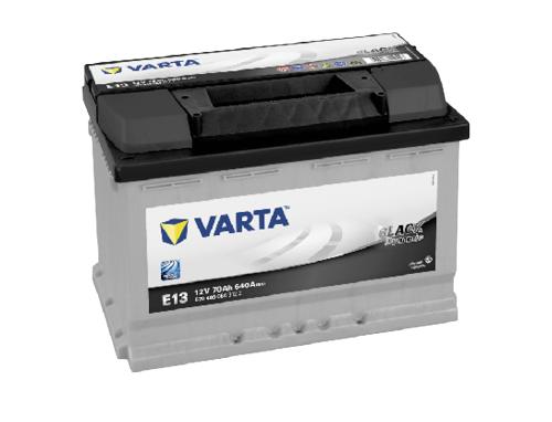 70AH/640A Varta E13