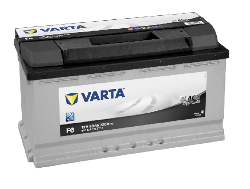 90AH/720A Varta F6