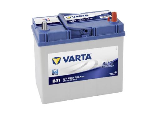 45AH/330A Varta B31