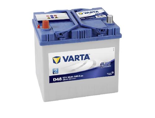 60AH/540A Varta D48
