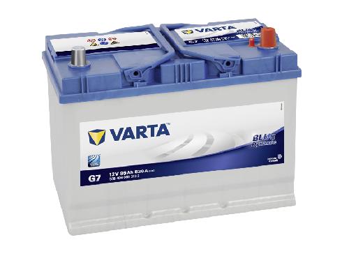 95AH830A Varta G7