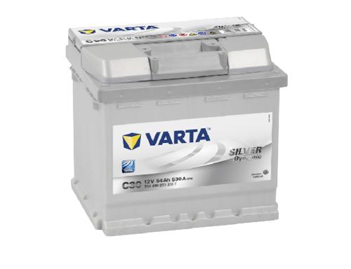 54AH/530A Varta C30