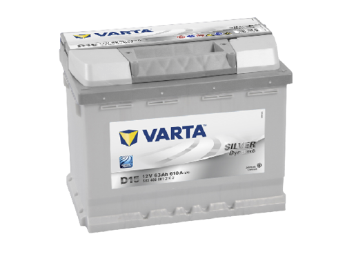 63AH/610A Varta D15