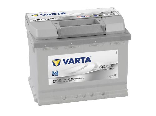 63AH/610A Varta D39