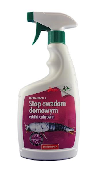 Stop owadom domowym - rybiki 550 ml