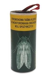 Ferokap EP -  Feromonowy lep na mole spożywcze