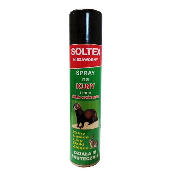Soltex spray odstraszający na kuny i dzikie zwierzęta 300ml