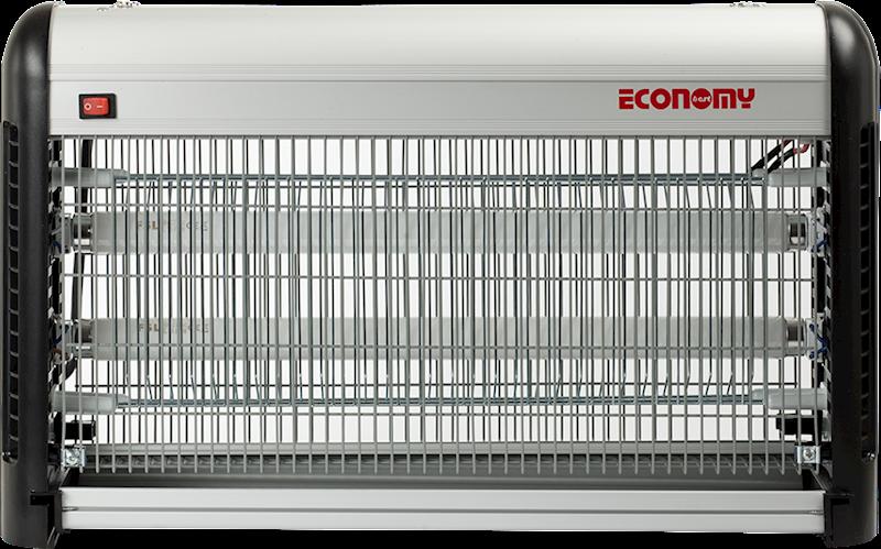 Lampa owadobójcza rażąca Economy LER 30 2x15W aluminiowa