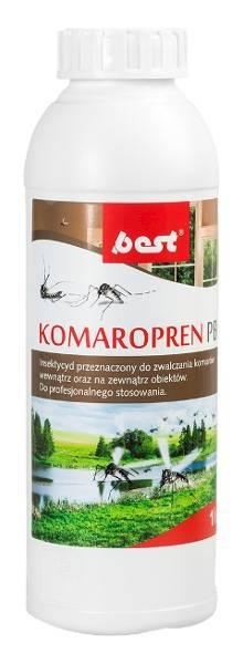 Komaropren PBO 1L - oprysk komary, kleszcze