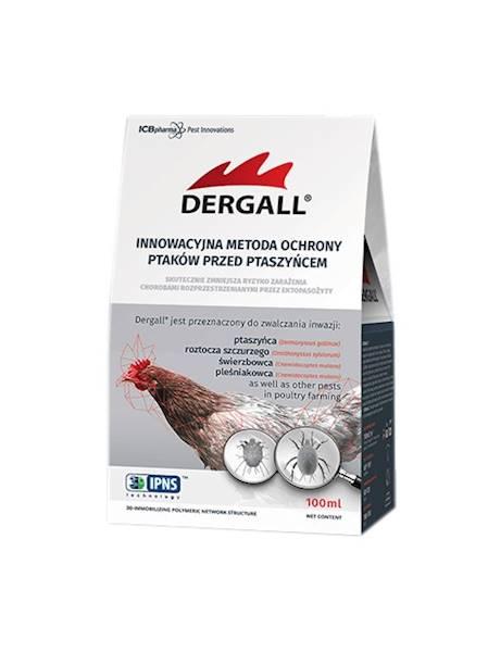 Dergall Hobby 100 ml na ptaszyńca w obecności zwierząt