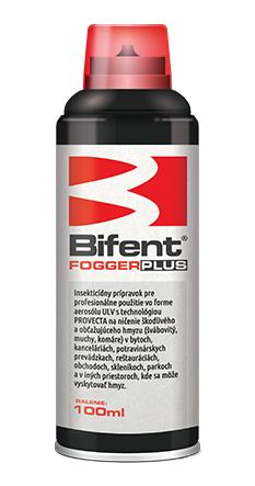 Bifent Fogger Plus 100ml - bomba aerosol na karaluchy, komary, muchy