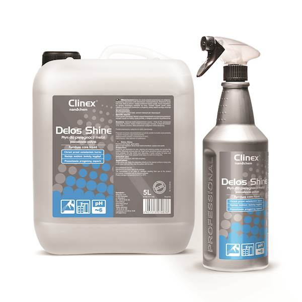 Clinex Delos Shine 1l