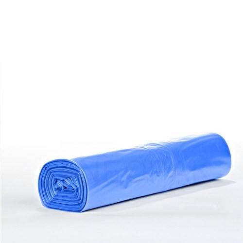 Worki Na Śmieci FASTEC 60L/10 szt (Niebieskie z taśmą)
