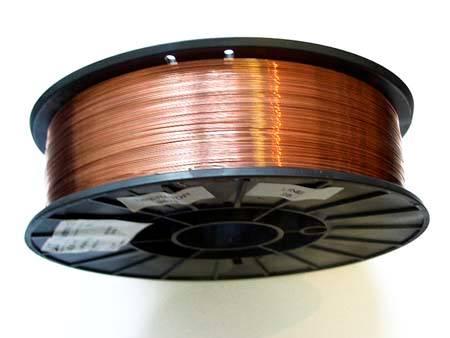 Drut spawalniczy fi. 0.8    5kg  SG2          5 KG