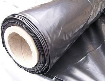 Folia czarna   5 x 33 mb budowlana  grubość 0,20mm