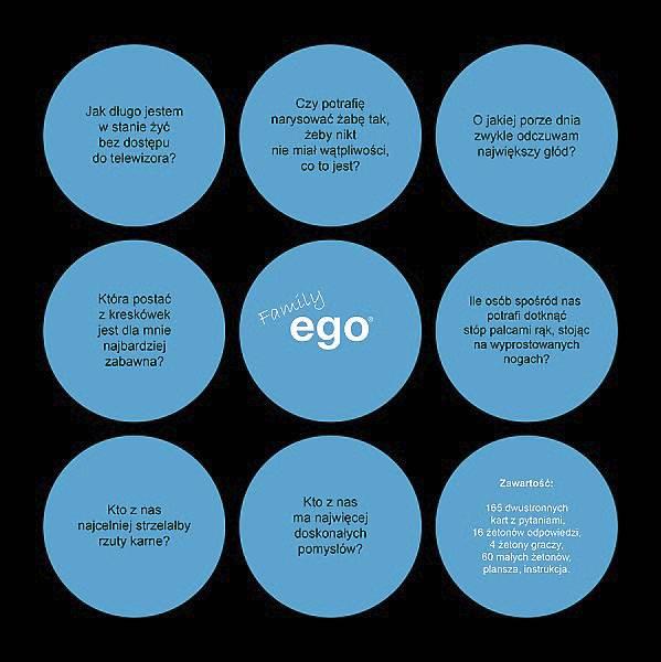 Gra Ego Family Trefl