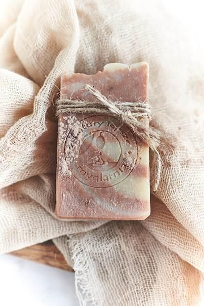 SEKRET KLEOPATRY różowa glinka egipska z kozim mlekiem