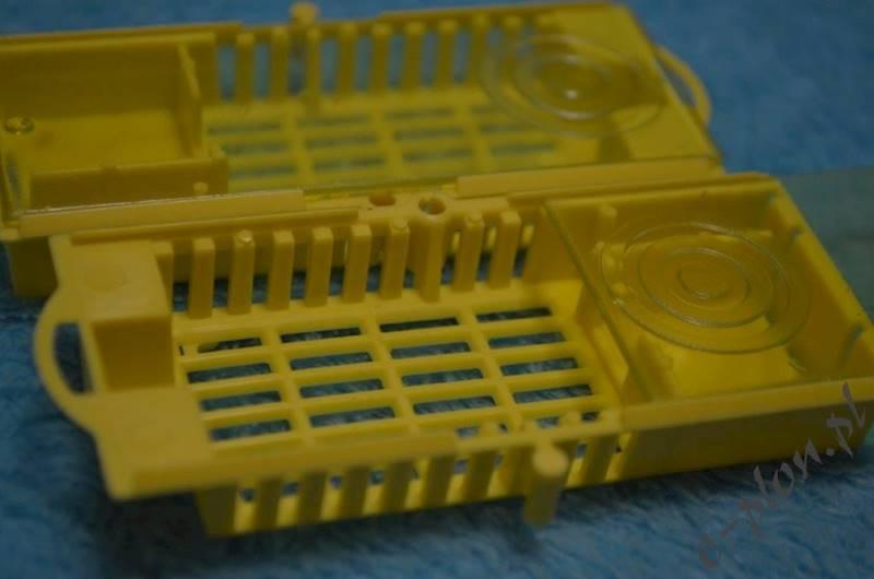 Klateczka transportowa plastik